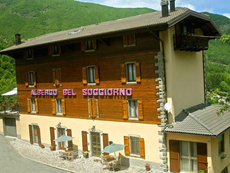 Beautiful Albergo Bel Soggiorno Gallery - Modern Home Design ...