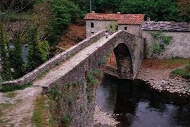 BRIDGE OF CASTRUCCIO CASTRACANI