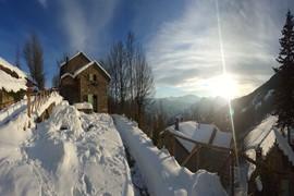 sulle nevi del borgo dei celti a solo €59