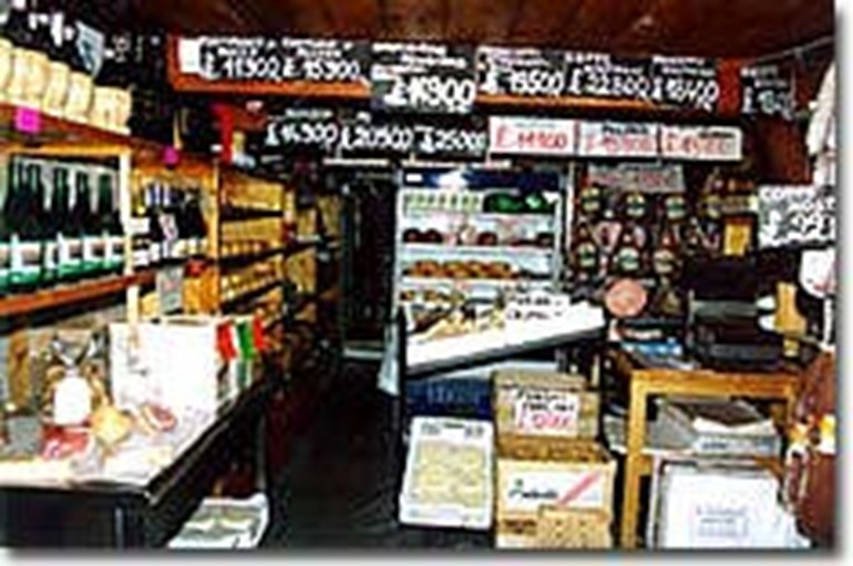 Typical Products Supermercato Pettorelli Fiumalbo