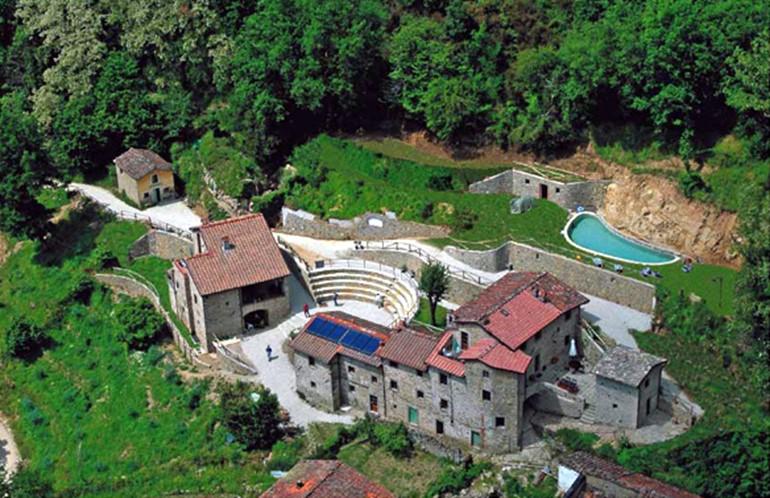 Farm Holidays Pian di Fiume Bagni di Lucca